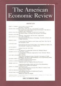 American Economic Review