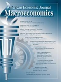 New American Economic Journal Macroeconomics