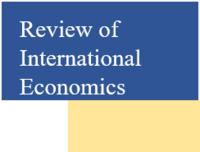 Review of International Economics